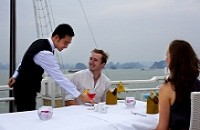 Signature Cruise + Church Boutique Hotel Halong Bay