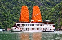 Indochina Sails Junk Halong Bay